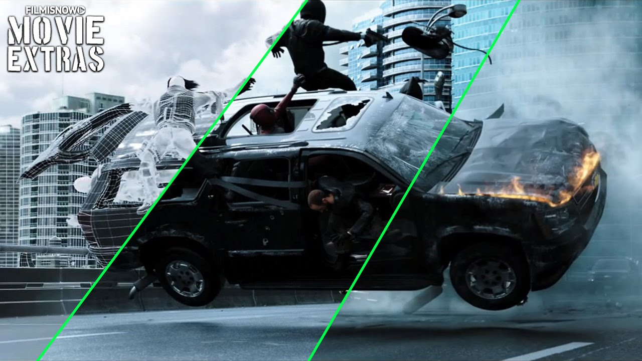 """Deadpool"" Visual Effects Breakdown"