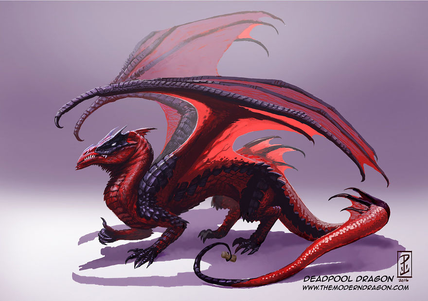 Dragonpool Dragon