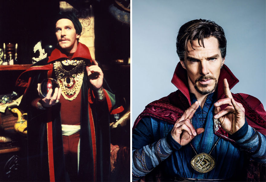#15 Doctor Strange 1978 And 2016