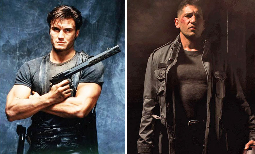 #19 The Punisher 1989 And 2015