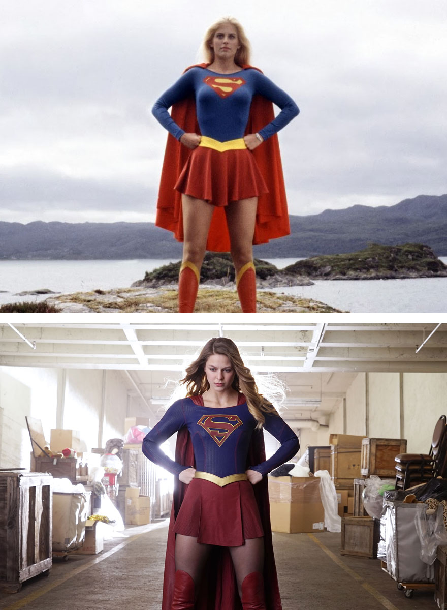 #21 Supergirl 1984 And 2015