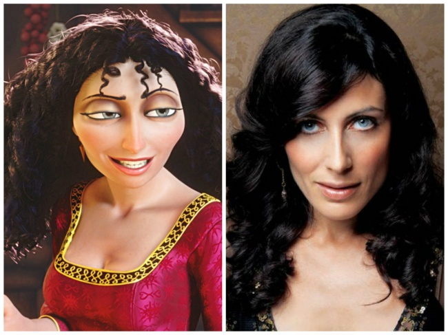 13Mother Gothel, Tangled
