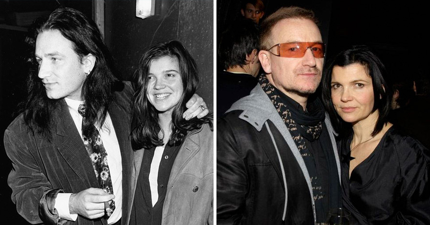 #14 Bono And Alison Hewson - 34 Years Together