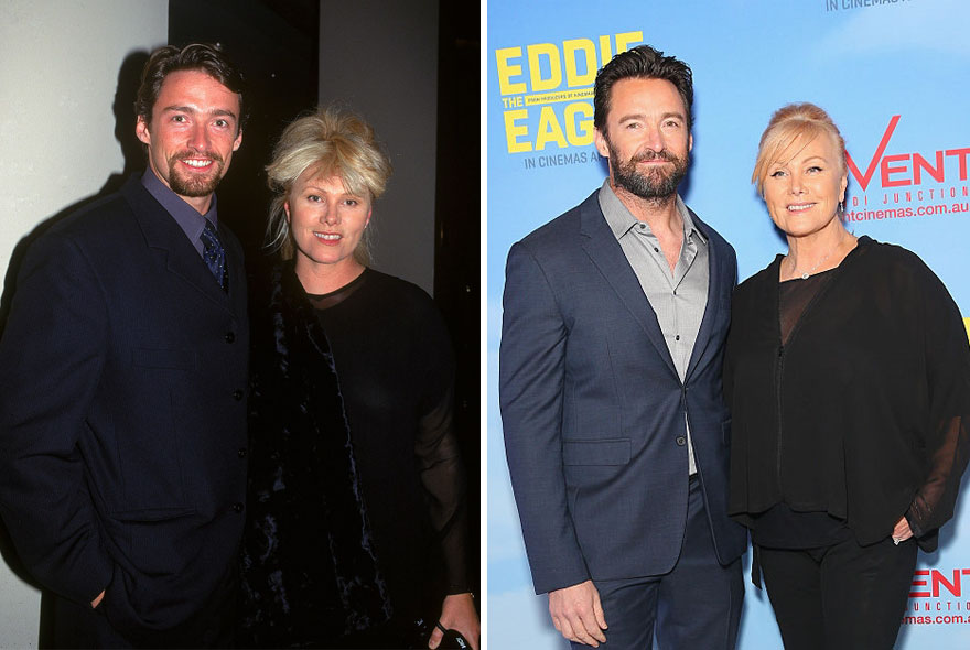 #18 Hugh Jackman And Deborra-lee Furness - 20 Years Together