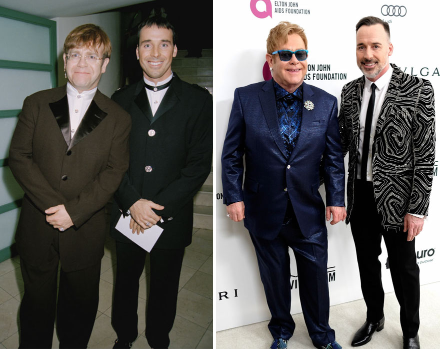 #19 Elton John And David Furnish - 23 Years Together