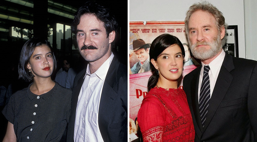 #20 Kevin Kline And Phoebe Cates - 27 Years Together