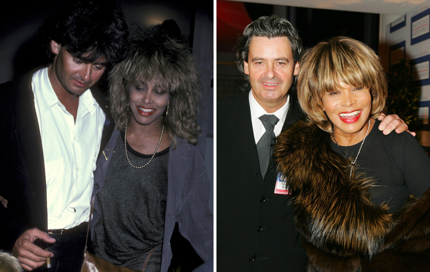 #21 Tina Turner And Erwin Bach - 30 Years Together
