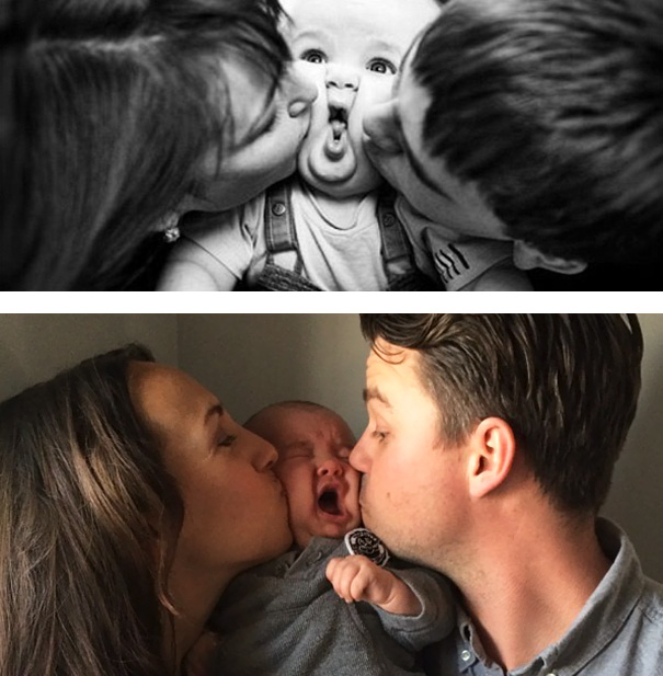 #25 Cute Family Photoshoot. Nailed It