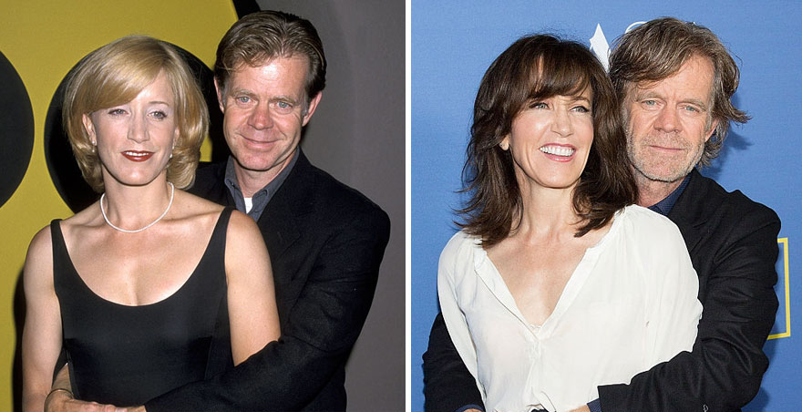 #25 Felicity Huffman And William H. Macy - 19 Years Together