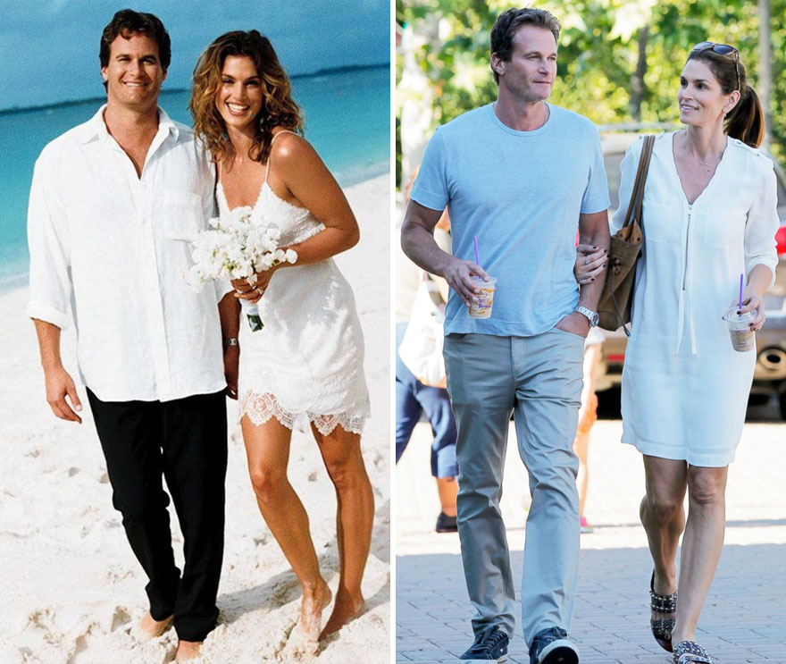 #26 Cindy Crawford And Rande Gerber - 21 Years Together