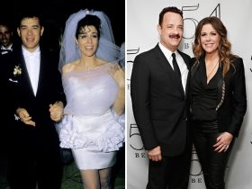 #4 Tom Hanks And Rita Wilson- 28 Years Together
