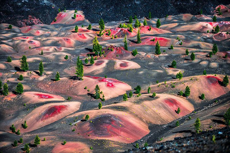 5. Painted Dunes, Lassen Volcanic National Park, USA_R