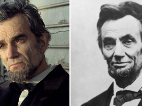 #10 Daniel Day‑Lewis As Abraham Lincoln In Lincoln (2012)