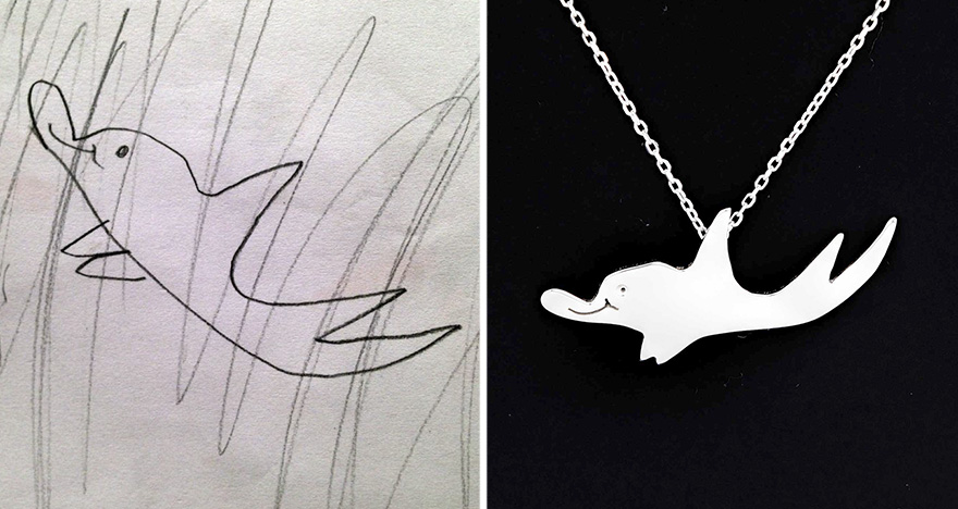 two-artist-moms-are-turning-the-childrens-art-to-unique-silver-jewelries-2-1
