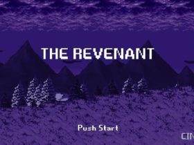 The Revenant - 8 Bit Cinema_R
