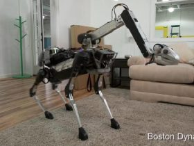 spotmini Boston Dynamics