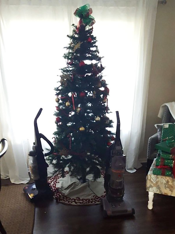 protecting-christmas-tree-from-dogs-cats-pets-21